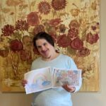 Residents' Days Brightened with Artwork