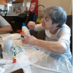 Residents Stay Active